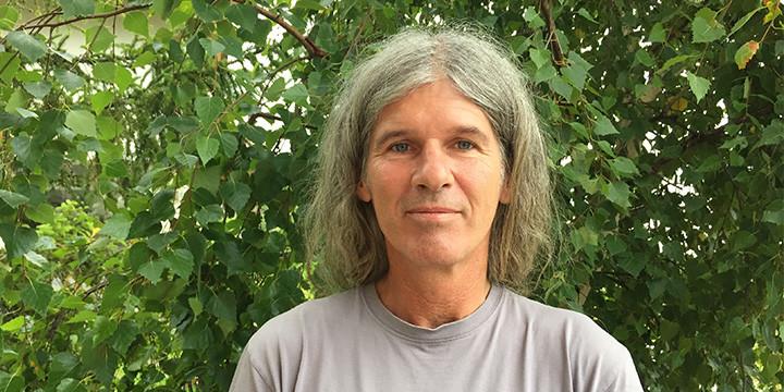 Daniel Seewer de l'équipe de la Green Fox Service SA